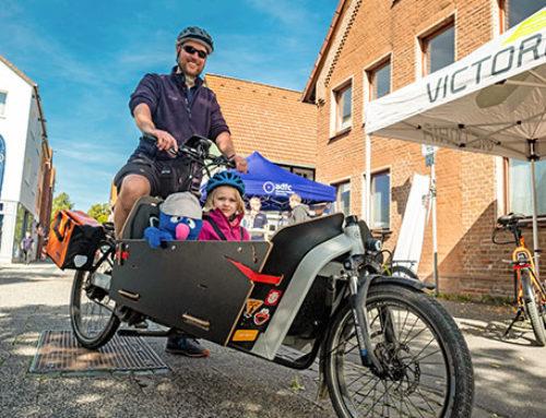 Mehr Raum für Neustädter Radverkehr
